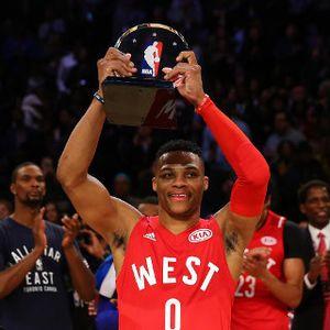 Westbrook MVP, Bertabur Selebriti