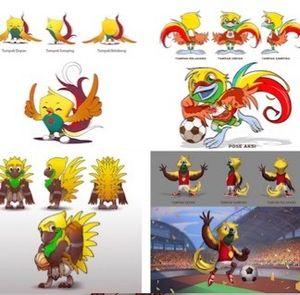 Ini Bukti Masyarakat Mau Berkontribusi soal Maskot Asian Games 2018