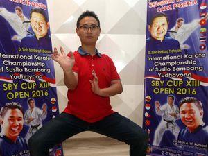 Atlet Karate Dunia Akan Ramaikan SBY CUP XIII