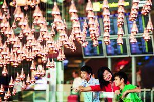Alasan Bandara Changi Bikin Traveler Happy