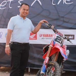 Irwansyah: Membawa MXGP ke Indonesia dan Mimpi Memasyhurkan Pangkalpinang