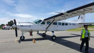 Maskapai SAS Gelontorkan Rp 100 Miliar Terbangi Langit Papua