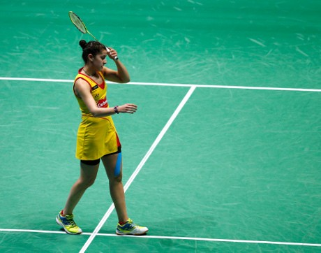 Carolina Marin Tumbang, Lin Dan ke Final