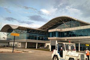 Sudut-sudut Keren Bandara Jambi yang Bertema Alam
