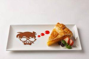 Detective Conan Jadi Tema Unik Menu di Kafe Ini