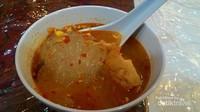 Papeda, salah satu kuliner khas Ternate, Maluku Utara