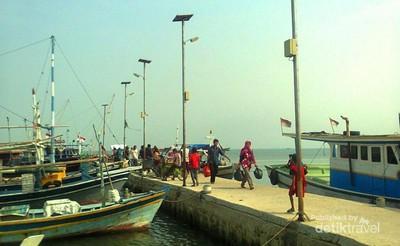 Piknik ke Pulau Panjang Banten, Meski Terbatas Tapi Seru!