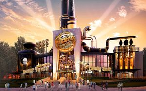 Restoran Bertema Charlie and the Chocolate Factory Segera Dibuka di Orlando