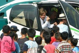 Ssst! Leonardo DiCaprio Main ke Taman Nasional Gunung Leuser