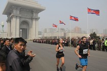 Pyongyang Marathon, Olahraga Sekalian Keliling Korea Utara
