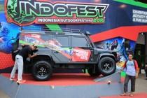 Begini Kemeriahan Indofest 2016