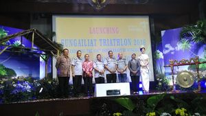 Sungailiat Triathlon 2016 Siap Digelar Akhir Pekan Ini di Bangka