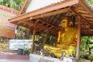 Kisah Bhiksu Sakti Mandraguna di Vihara Wat Pha Kho, Thailand