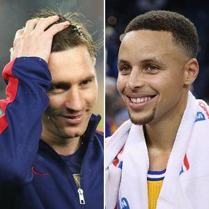 Dari Lionel Messi untuk Stephen Curry