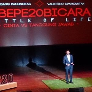 #BEPE20Bicara Sukses, Event Berikutnya Akan Menyusul