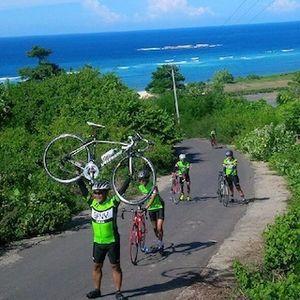 GFNY Indonesia 2016, Jelajah Lombok dengan Sepeda