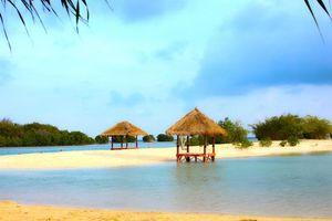 Dibuai Indahnya Pulau Pari di Kepulauan Seribu