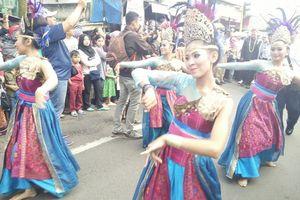 Festival Tangkuban Perahu Kembali Digelar di Alun-alun Lembang