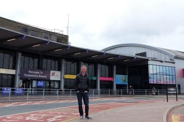 Adam, traveler Inggris yang membuat rekor baru (12in24.com)
