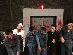 Pertama di Indonesia, Wahana Zombie Tematik di Jakarta
