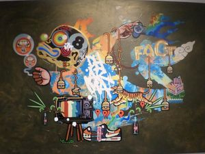 Mengapresiasi Seni di Art Jog 2016