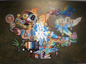Jelajah Seni di Pameran Art Jog 2016