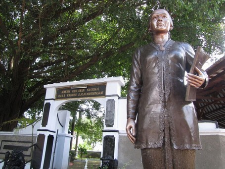 Makam R.A Kartini (Rangga/detikTravel)