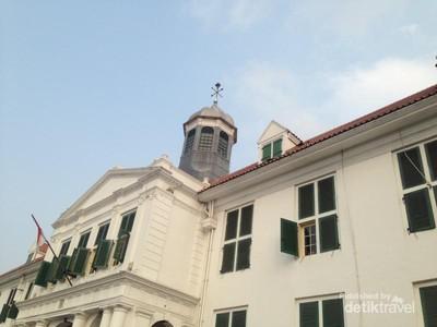 Mengintip Penjara Bawah Tanah Museum Fatahillah