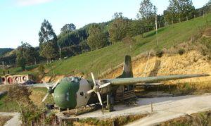 Keren! Pesawat Disulap Jadi Hotel di Selandia Baru