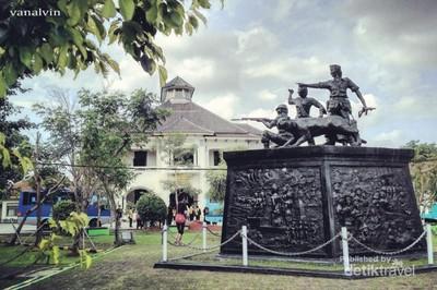 Miris! Gedung Juang 45 & Museum Bekasi Tidak Terawat