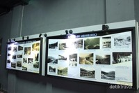 Foto - foto dokumentasi sejarah perkembangan kereta api