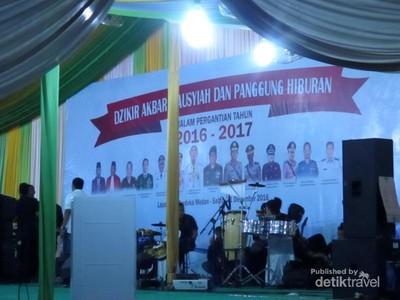 Cerita Tahun Baru di Kota Medan