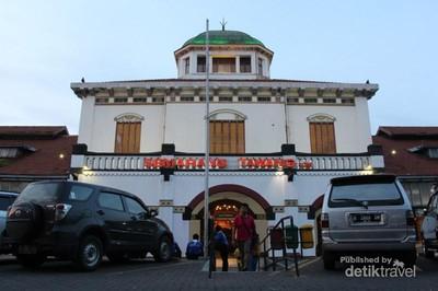 Semarang Tawang, Stasiun Tua Sarat Sejarah
