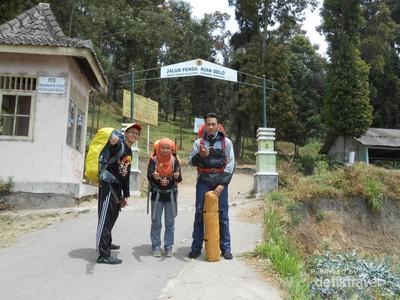 Gunung Merbabu Terindah di Jawa Tengah, Setuju?