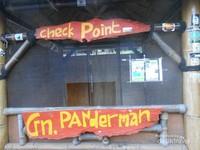 Pos Gunung Butak sama dengan Gunung Panderman