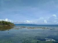 Air laut saat surut