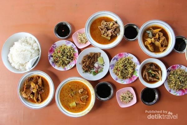 Aneka makanan khas Aceh Besar