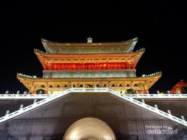 Menara Pandang Kota Xian