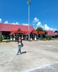 Bandara Tjilik Riwut ,pintu masuk Palangkaraya lewat udara