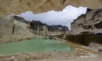 Danau Biru Jaddih