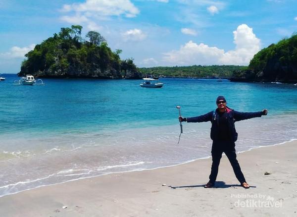 Crystal Beach, Nusa Penida