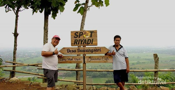 Liburan ke Yogyakarta, Wajib Banget ke Spot Riyadi