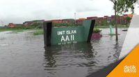 Kala TPU Semper Hilang Akibat Tergenang Banjir