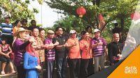 Perayaan Cap Go Meh di Waduk Pluit, Jaga Kelestarian Budaya