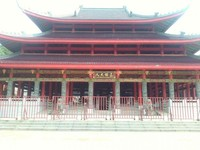 Bangunan bergaya Tiongkok
