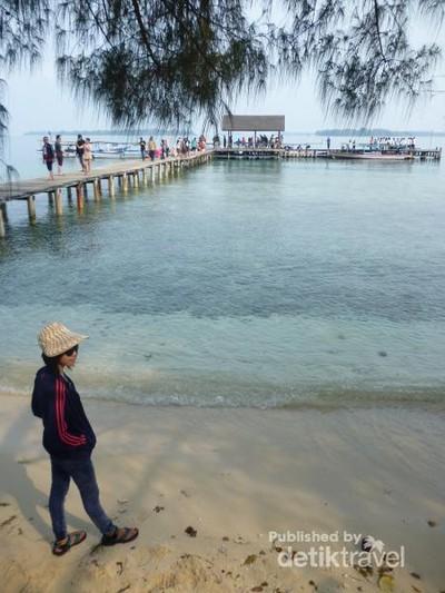 Dekat Jakarta, Terbius oleh Pesona Pulau Bira