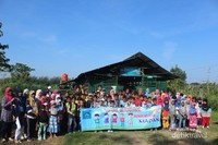 Rombongan Tour Edukasi Rumah Belajar Madani