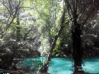 Aliran Danau Kassi Kebo
