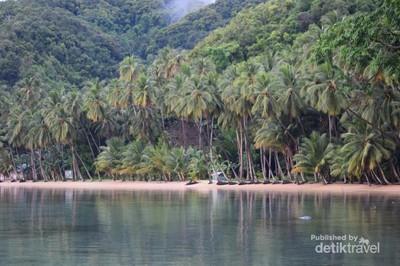 Geliat Wisata Desa Namu yang Eksotis