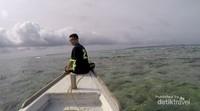 Menuju Pulau Kambing